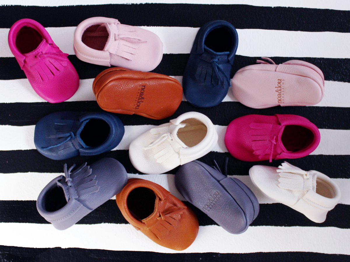 Design your own moccasin